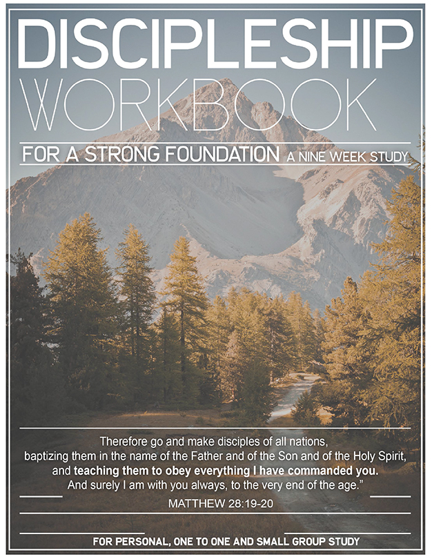 Discipleship Workbook